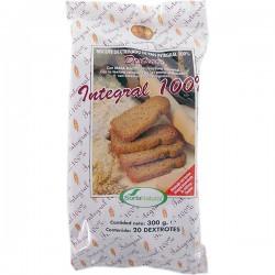 SORIA NATURAL Dextrote biscote dextrinado de pan integral