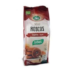 Mini Roscos Espelta Bio - Santiveri - 150 gramos