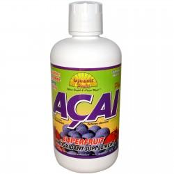 Dynamic Health Laboratories, Acai Plus, Juice Blend, 32 fl oz (946 ml)