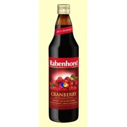 Zumo de Arándano Rojo Rabenhorst - 750 ml