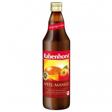 Zumo de manzana y mango 750 ml. Rabenhorst.
