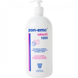 pon-emo infantil 1000 gel dermatológico