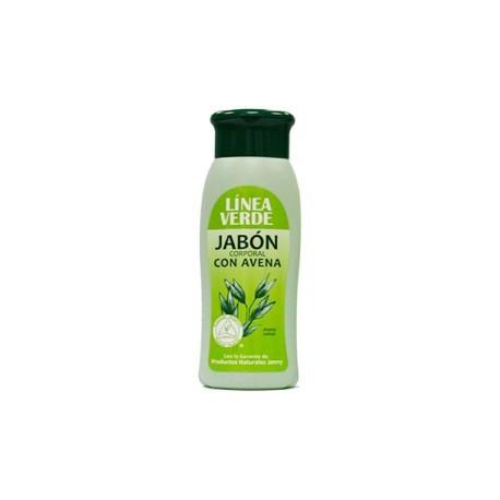 Linea Verde jabon corporal con avena 400ml