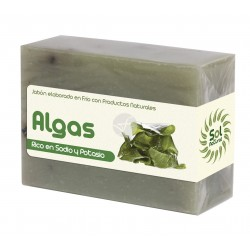 Jabon Algas sol natural 100 gr.