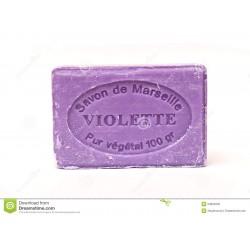 Jabón de marsella violette