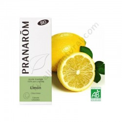 Aceite Esencial de Limon bio 100% puro natural
