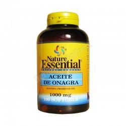 Aceite de onagra Nature Essential 100 perlas.