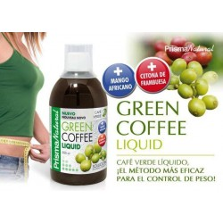 Green Coffee Liquid 500ml Prisma Natural