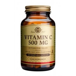 Vitamina C 500MG Solgar