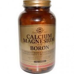 Calcium Magnesium plus Boron Solgar