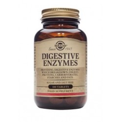 Digestive Enzymes Solgar