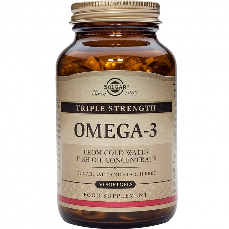 Omega 3 Solgar