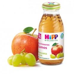 Zumo manzana y uva Hipp