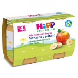 Manzana y plátano Hipp