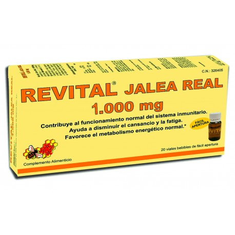 REVITAL JALEA REAL 1000 ML