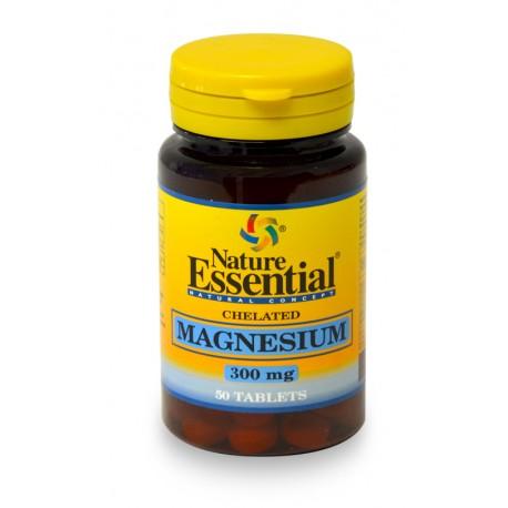 Magnesio quelado Nature Essential