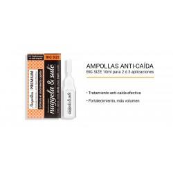Ampollas Anticaída Nuggela Sulé 10ml para 2 ó 3 aplicaciones