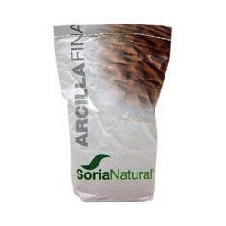 Arcilla Fina Soria Natural
