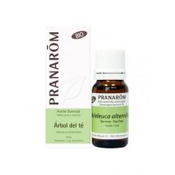 Aceite Esencial de Arbol del té 100% puro y Natural Pranarom